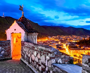 Brasov By Night Tour